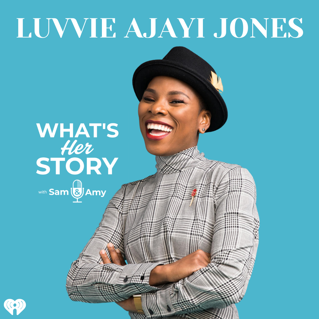 Luvvie Cover