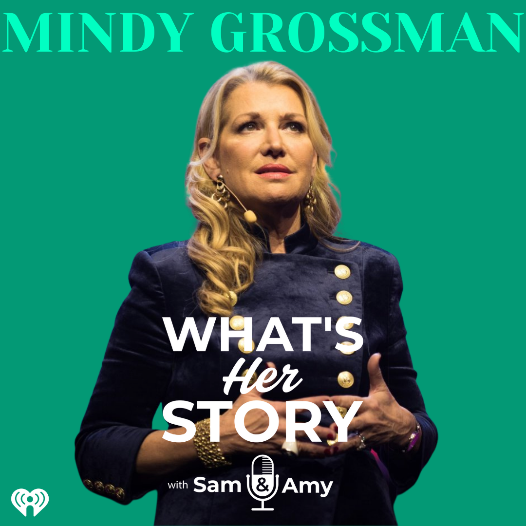 Mindy Grossman Cover 1