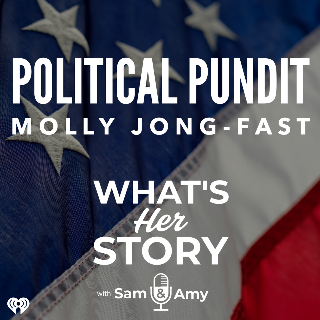 Molly Jong Fast Cover