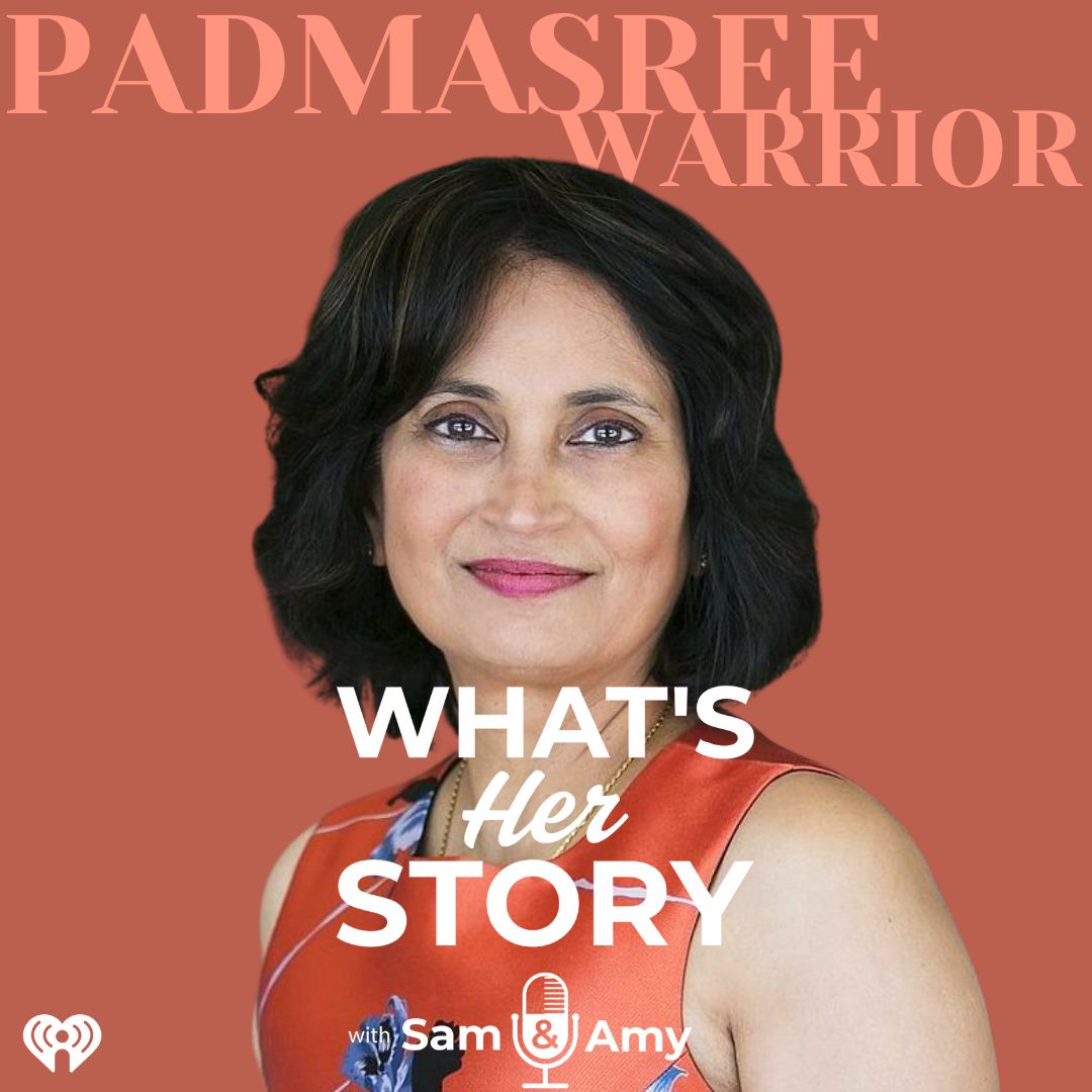Padmasree Warrior Cover 2