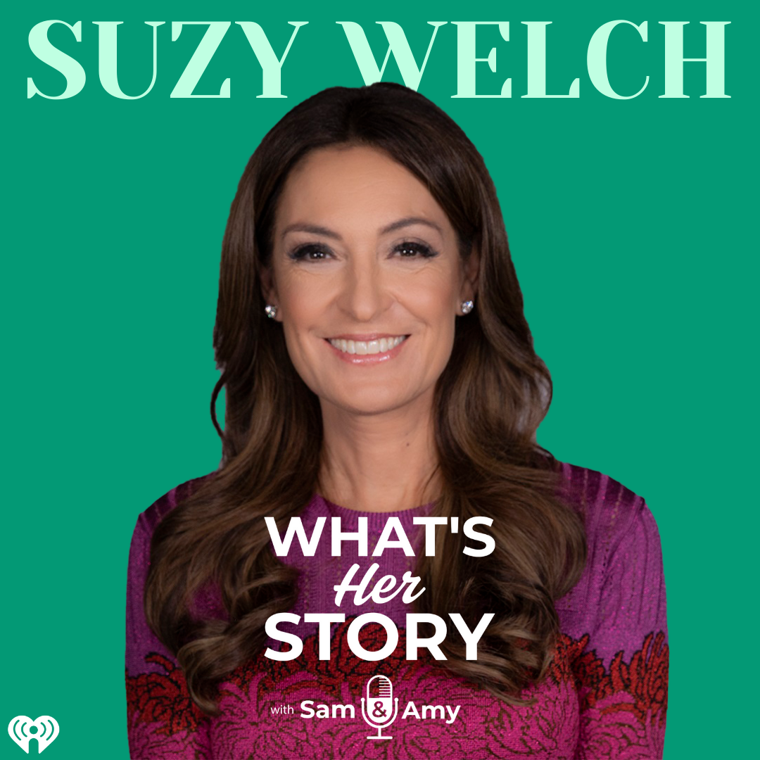 Suzy Welch Cover White Writing